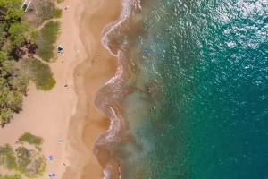 Hiring a Drone for Your Wedding - Maui Drone Photography - Mayberry Multimedia