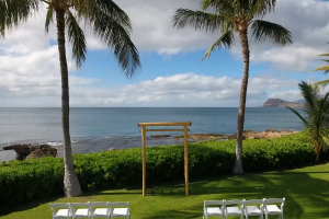 Hiring a Drone for Your Wedding - Wedding Drone Photography Hawaii - Mayberry Multimedia