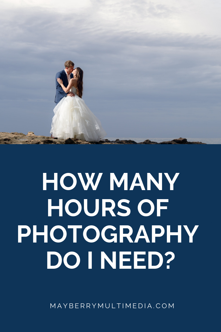 How Many Hours of Photography Do I Need? - Mayberry Multimedia